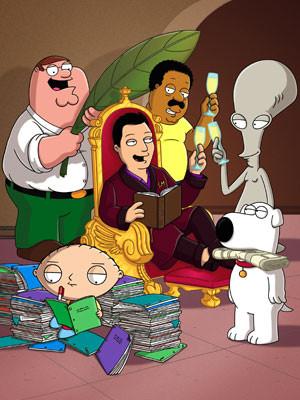 MacFarlane   1. SETH MACFARLANE AGE 35 TITLE Exec producer, Family Guy ...