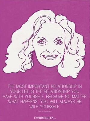 ... Diane von Furstenberg | fashion quotes | women quotes | beauty quotes