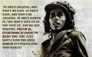 25 Popular Bob Marley Quotes