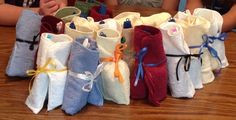 Beehives were anxiously engaged in making hygiene kits for a women's ...