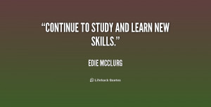 Learning New Skills Quotes