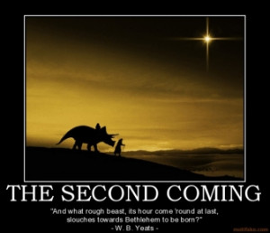 the second coming and what rough beast its hour come