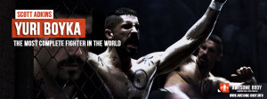 Yuri Boyka Facebook Cover | The Most Complete Fighter In The World