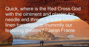 Favorite Janet Frame Quotes