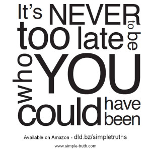 Simple Truths - motivation