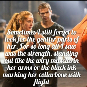 Allegiant quote by Veronica Roth
