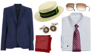 Gatsby Character & Fashion Guide for Tom Buchanan: '20s Style ...
