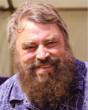 Brian Blessed was around in the '60's.....