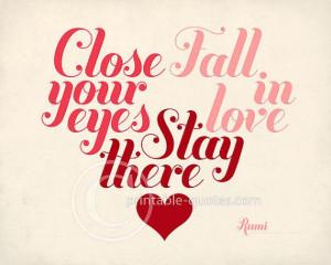 Rumi Quotes - Printable Quotes
