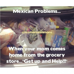 Mexican Problem #9371 - Mexican Problems
