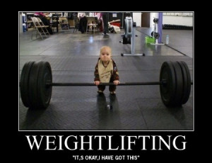 FUNNY WEIGHTLIFTING PICTURES