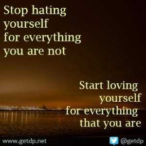 hating yourself quotes about hating yourself quotes about hating ...