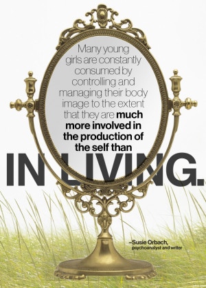 Many young girls are constantly consumed by controlling and managing ...