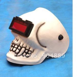 ABS shell Li battery+solar power Skeleton Solar Auto Darkening Welding ...