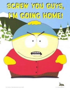 Thread: South Park quotes