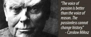 Famous 'Czeslaw Milosz' Quotes