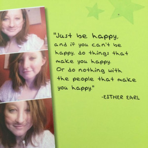 My favorite quote ~ The Life and Words of Esther Grace Earl. This Star ...