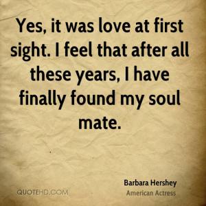 Barbara Hershey Quotes