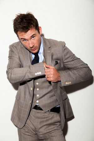 Barry Sloane in a Ted 3 piece suit: Eye Candy, Barry Sloane, Crushes ...