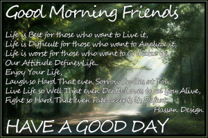 Good Morning Tuesday Inspirational Quotes