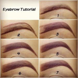 DIY Eyebrow Tutorial