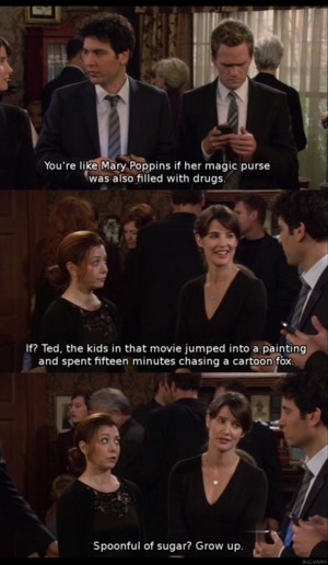 How I Met Your Mother Barney Funny