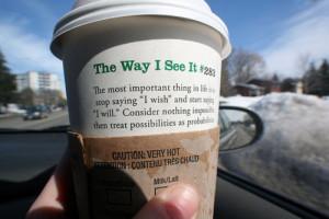coffee, determination, starbucks