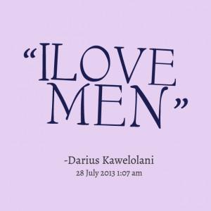 Love Black Men Quotes