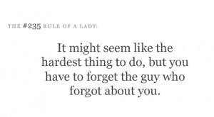 Forget Him Quotes Tumblr Forget him