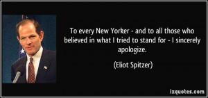 More Eliot Spitzer Quotes