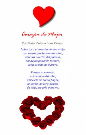 poema para el dia internacional de la mujer
