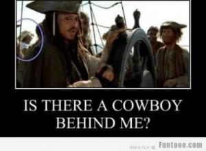 funny cowboy image