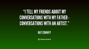 tell my friends about my conversations with my father - conversations ...