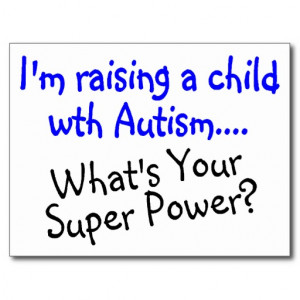 the difficulty in raising a child with autism If autism or some other developmental disability is suspected, the child's physician will usually refer the child to a variety of specialists, including a speech-language pathologist, who performs a comprehensive evaluation of his or her ability to communicate and designs and administers treatment.