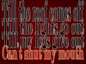 Till I Collapse - Eminem Song Lyric Quote in Text Image