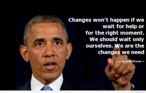 barack obama inspirational quotes