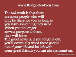 quotes about a friend who talks bad about you | ... there are some ...
