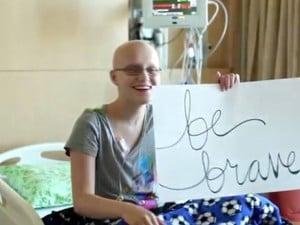 Brave' Children's Hospital patients, staff inspire in video