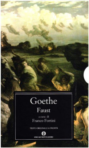 Faust by Johann van Goethe [favorite quote: Ah yes, if I could have a ...
