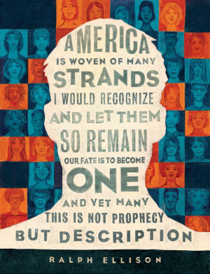 Southern Poverty Law Center » Ralph Ellison Poster