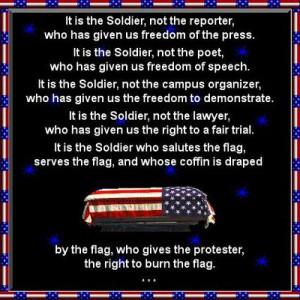 poems heroes military