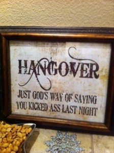 hangover, funny quotes