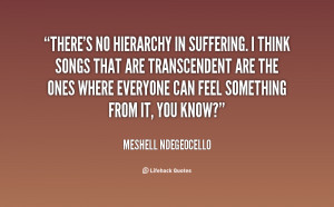 No More Suffering Quotes