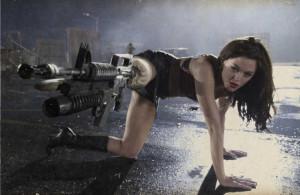 Fugitive Machine Gun Crime Spree Stripper Has Philosophical Fiancee