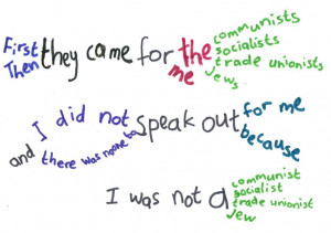 came from the holocaust thanks to schizophreniqua for the quote