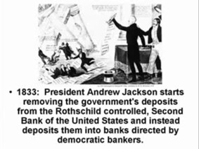 Andrew Jackson Bank Quotes Quotesgram