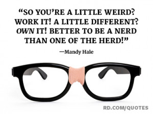 Awesome Nerd Quotes for Proud Geeks Everywhere