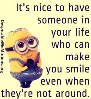 Minions I Love You Quotes .