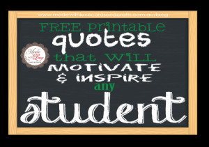 Lunch Box Quotes to Motivate Any Student