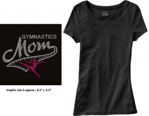Gymnastics Poster Sayings Gymnastics mom sports-themed